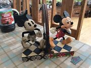 V Rare Disney Tradition Mickey Mouse 80 Years Of Laughter Unboxed