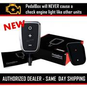 Pedalbox Throttle Response Controller For 11-20 Ford Trucks, Cars, And Suvs