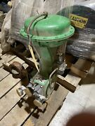 Fisher Controls Co. Pneumatic Actuator Butterfly Valve 1051-8500 3511 Sn7059651