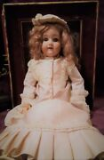 Large Haunted Doll Oddities Ouija Ghost Hunters Spirit Doll 22inches Early 1900s