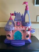 Fisher Price Little People Disney Princess Castle 2 Princesse And More