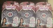 Blinger Refill Sparkle Collection Lot Of 3 New