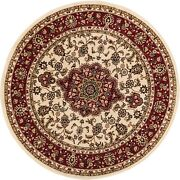Well Woven Barclay Medallion Kashan Red Traditional Area Rug 2and0393 X 3and03911