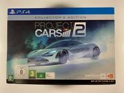 Project Cars 2 Collectorand039s Edition No Game Ps4 Brand New Pal
