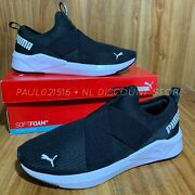 Womenand039s Chroma Slip-on Sneaker Shoes Black Various Sizes And Condition
