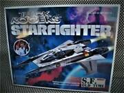 Starfighter Buck Rogers Rare S. F. Old Time Shipped From Japan