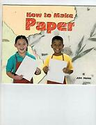 Rigby On Our Way To English Leveled Reader Grade 3 Level K How To Make Paper