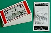 Commemoration Stamp Series, 1963, Wand Trade / Cigarette Cards, Pick Your Cards
