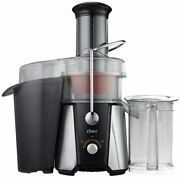 Oster Jussimple 2-speed Easy Clean Juice Extractor With Extra-wide Feed Chute F