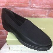 Nwb Vintage Easy Spirit Anti-gravity Womenand039s Size 6 Leather Brazilian Loafers