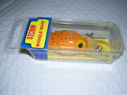 Storm Pre Rapala Wiggle Wart V 85 Pumpkinseed Collector  Sealed Box