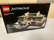 Lego Architecture Imperial Hotel 21017 - Nisb