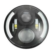 7and039and039 Led Round Headlight For Yamaha V-star Xvs 650 950 1100 1300 Classic Stryker