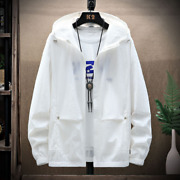 Sun Protection Clothing Menand039s Ultra-thin Summer Trend Jacket Windbreaker