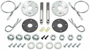 1970 1971 1972 Chevelle Hood Pin Kit Cowl Induction Ss El Camino