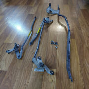 General Motors Windshield Wiper Transmission Complete Linkage Assembly W/ Bolts
