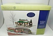 Dept. 56 Home For The Holidays Express Gift Set - Train Special Edition - Rare