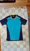 Icebreaker Cool-lite Merino Strike Short Sleeve Running T-shirt Menand039s Small