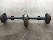 Alfa Romeo Giulietta Spider Andbull Original Rear End Assembly With Differential