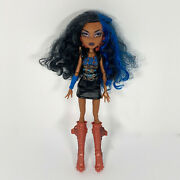 Monster High Robecca Steam First Wave Doll - Nice Curly Hair