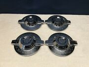 4rareoem 1950andrsquos Dodge/chrysler/plymouth/desoto Kelsey Hayes Spinner Hubcaps