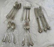 Oneida Rembrandt Distinction Deluxe / Usa 3+ Place Settings And039new Old Stockand039