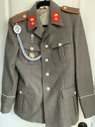 1970-80s East German Enlisted Paratrooper Dress Jacket With Para Badge