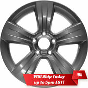 New Set Of 4 17 Charcoal Grey Alloy Wheels Rims For 2011-2017 Jeep Patriot