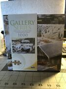 Gallery Series 1000 Piece Jigsaw Puzzle Wooden Puzzle Wabash Cannonball