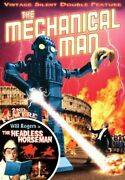 Mechanical Man/headless Horseman Dvd 2005 Double Feature Unrated Horror Movies