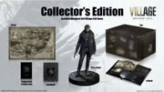 Resident Evil 8 Village Collector's Edition Playstation 4 Ps4 Sold Out In Hand