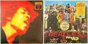 The Beatles Sgt. Pepper's Lonely Heart's Club Band + Jimi Hendrix Electric Lady