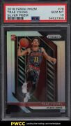 2018 Panini Prizm Silver Trae Young Rookie Rc 78 Psa 10 Gem Mint