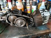 Tomos A35 Moped Engine Parts Only
