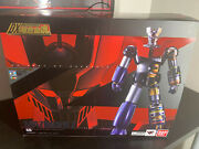 Mazinger Z Dx Soul Of Chogokin Diecast Model Figure Bandai In Original Box