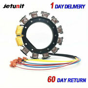 Jetunit Mercury Outboard 9 Amp Stator 9404550557580 And 85hp 4cyl.1976-1997