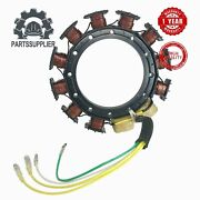 Mercury Outboard 16amp Stator 80100115120and125hpandndash4 Cyl.1995-2006 174-2075k 2