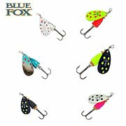 Blue Fox Shallow Super Vibrax Spinners Lure 4g - 12g Various Colours