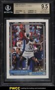 1992 Topps Basketball Shaquille Oand039neal Rookie Rc 362 Bgs 9.5 Gem Mint