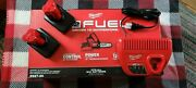 Milwaukee M12 Hatchet 6inch Pruning Saw W/charger And 2 Batterys