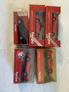 Herpa 1/87 Lot Of 5 Cars