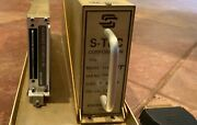 S-tec Pfgc 0110 T And Bendix King Kn 72 Vor/loc Converter In Tray W/connector