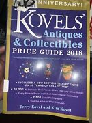 Kovels' Antiques And Collectibles Price Guide 2018 By Kim Kovel And Terry Kovel