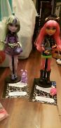 Monster High 13 Wishes - Twyla And Howleen Wolf 2-pack