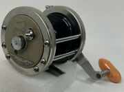 Kencor Drum No 810 Conventional Fishing Reel Made In Japan Vintage Rare