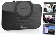 Car Speakerphone B-pro 2b Hands-free Kit With Bluetooth Automatic Cellphone