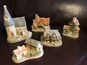 David Winter Lot Haybarn Hogs Head Beer House Ivy Cottage The Bothy Chapel