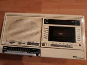 Nutone Ima-4006 Intercom Master Station Radio Works Only.. For Parts Or Repair