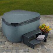 Sale ☀ 2 Person Hot Tub - 20 Jets - Plug Nand039 Play - Waterfall - Ozone Added
