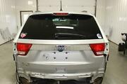 2012 13 Jeep Grand Cherokee Painted Bright Silver Camera Lid/gate Trunk Hatch
